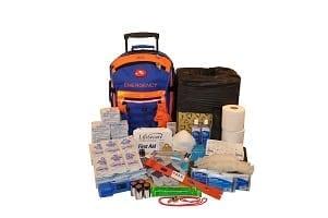 SecurEvac 30-Person Easy-Roll Evacuation & Lockdown Kit
