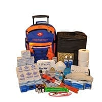 SecurEvac 30-Person Easy-Roll Evacuation & Lockdown Kit