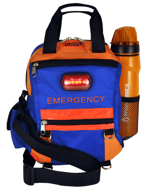 SecurEvac bag w WaterBottle