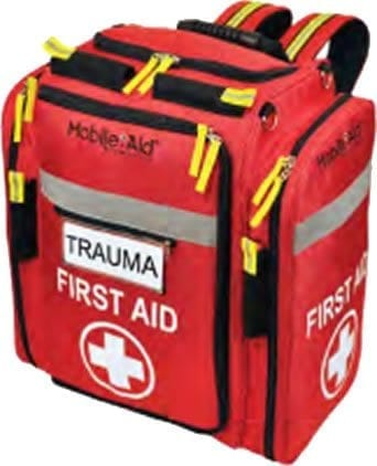 trauma first aid emergency kit