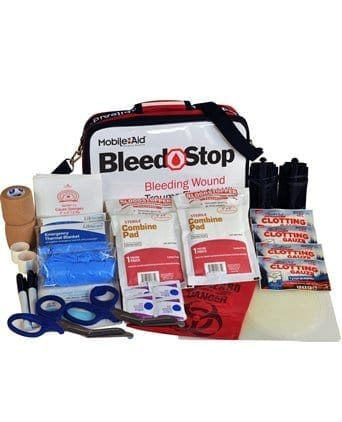 MobileAid Bleedstop kit