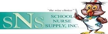 logo of school nurse supply