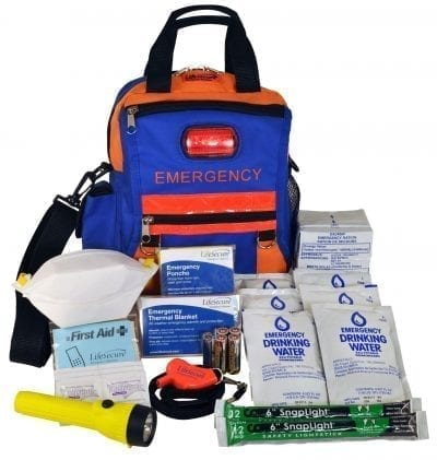 SecurEvac Flash Compact 3-DAY Emergency Kit (80800)