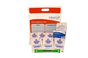 Student & Staff 3-Day Emergency Kit