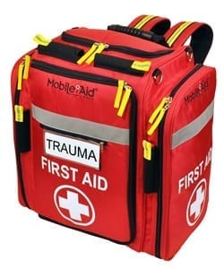 MobileAid first aid kit closed