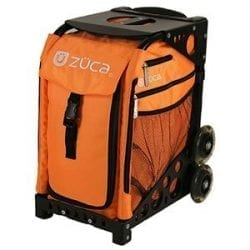 SECUR-Evac EASY-Roll Emergency Cart [Load-Your-Own] - Safety Orange