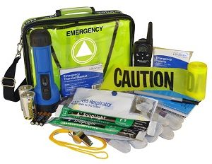 Emergency first aid kit