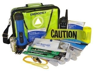 MobileAid OTS (Over-The-Shoulder) Emergency Response Leader Kit (31772)