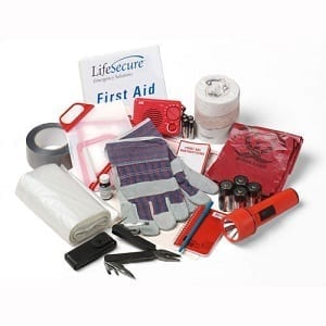 Lifesecure first aid kit