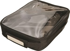 MobileAid Clear-View Emergency Pouch