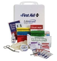 Lifesecure Large Emergency First Aid Kit