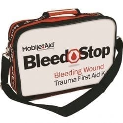 Immediate Responders with Right Trauma First Aid Supplies