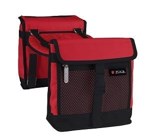 Medical Saddle Bags Opposite View
