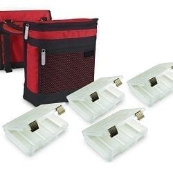 Saddle Bags with Boxes