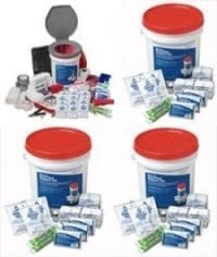 SECURE-In-Place Emergency Shelter-In-Place Kit Set