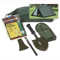 LifeSecure Emergency Shelter Kit