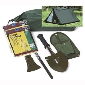 LifeSecure Emergency Shelter Kit