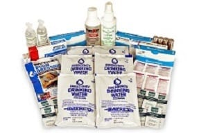 MobileAid First Aid Replacement Pack