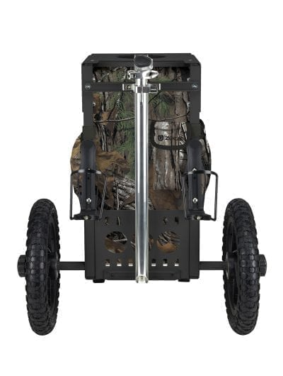 All-Terrain Camo Bug Out Cart Back