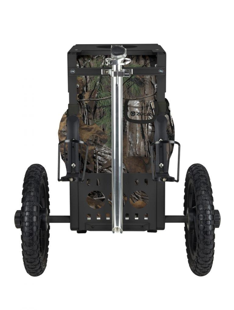 All-Terrain Camo Bug Out Cart Back