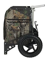 All-Terrain Camo Bug Out Cart Side