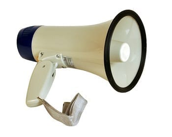 Megaphone 350