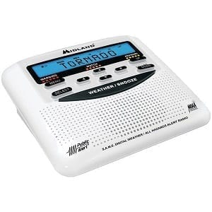 Midland All Weather Emergency Radio