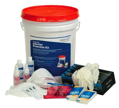 infection protection kit