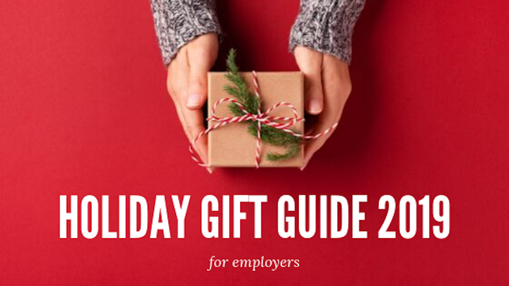Holiday Gift Guide for Employers